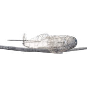 me109h_perspective_view