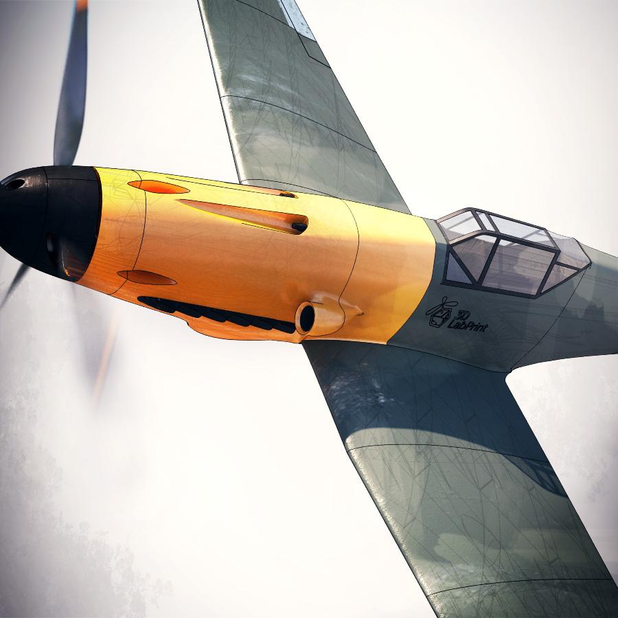 Messerschmitt Bf 109 ...