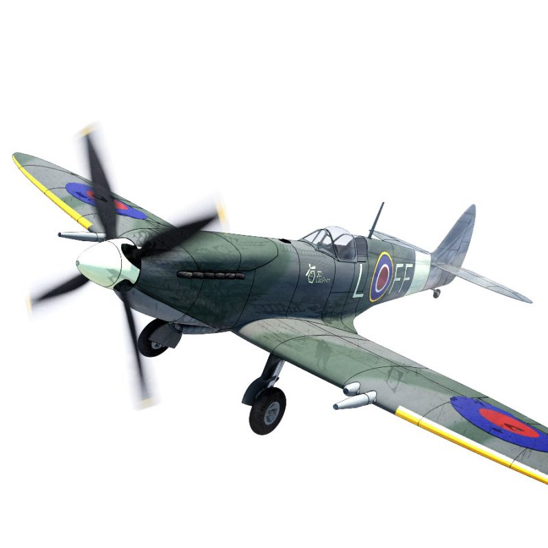 supermarine spitfire jetfire - photo #17