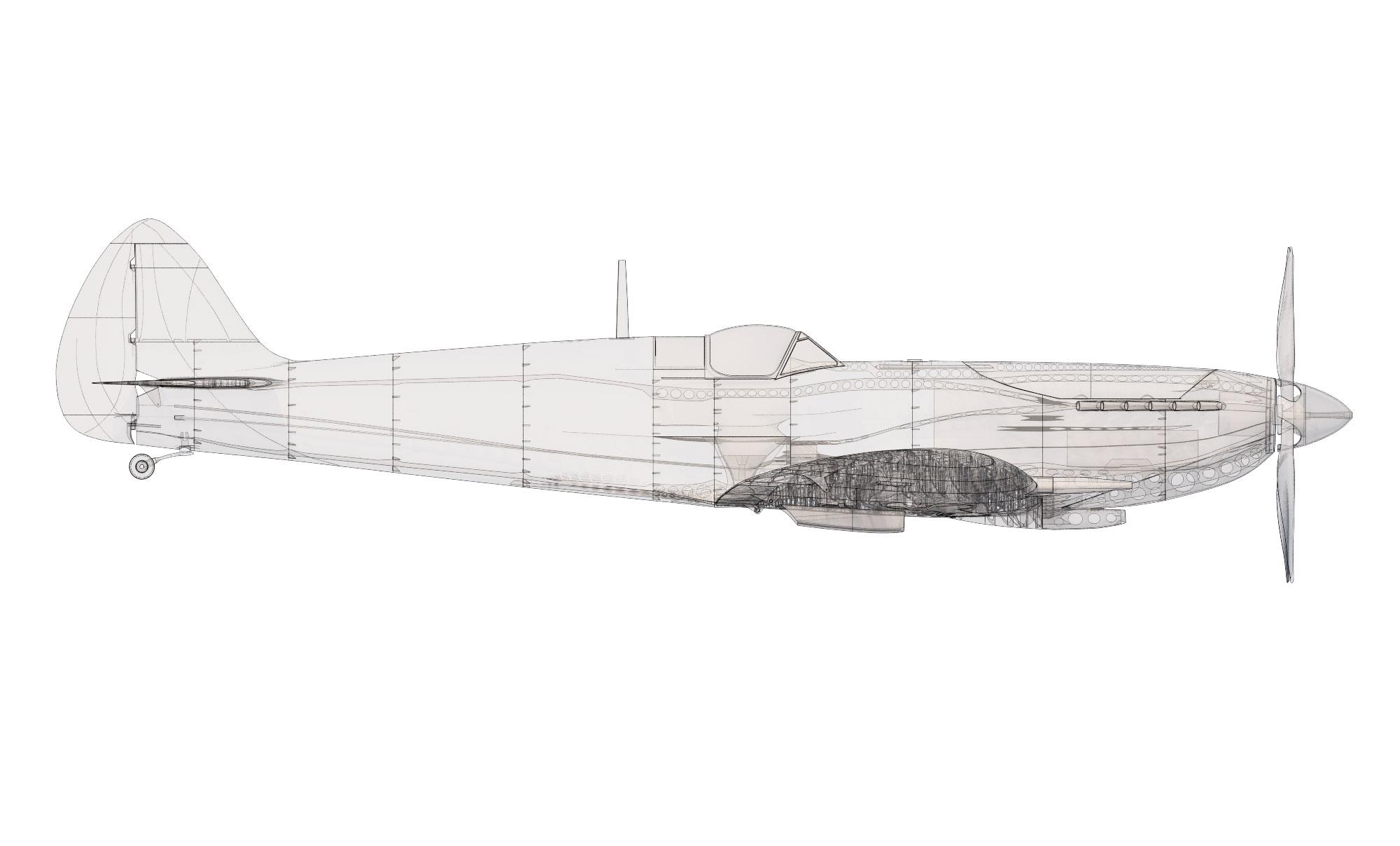 spitfire_MkIX_side