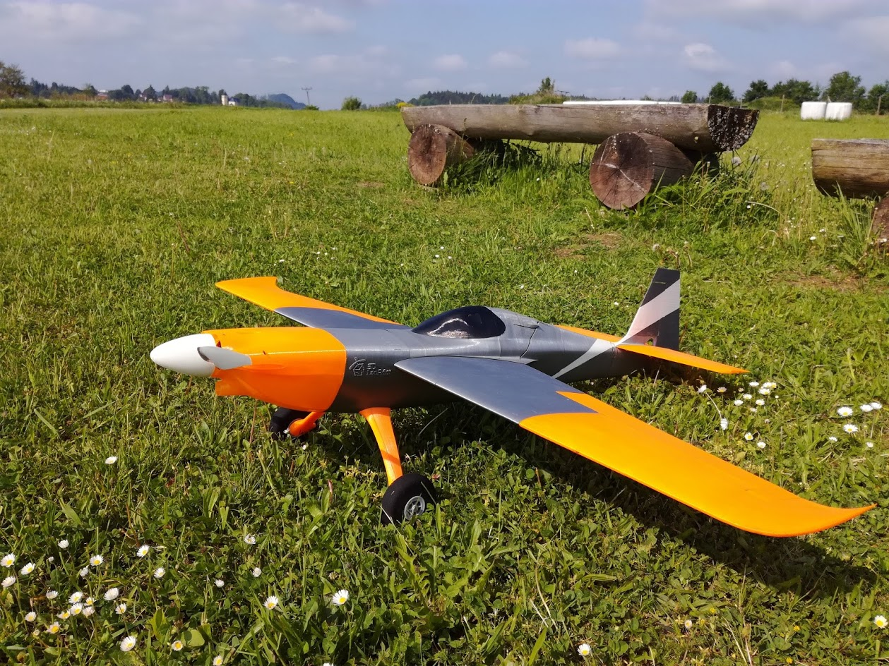 A year of flying with 3D printed Zivko Edge – 3DLabPrint