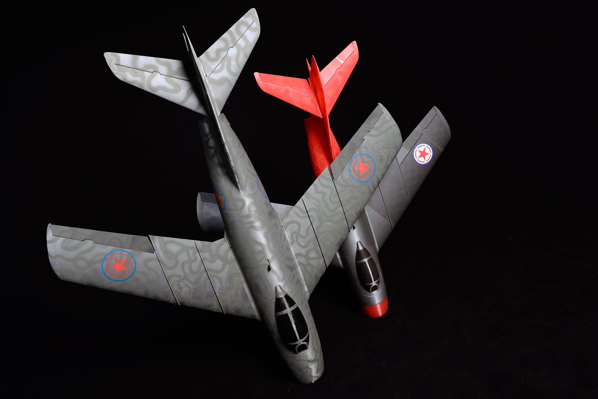 MiG - 15 BIS – 3DLabPrint